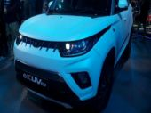 Auto Expo 2018: Mahindra unveils range of electric vehicles