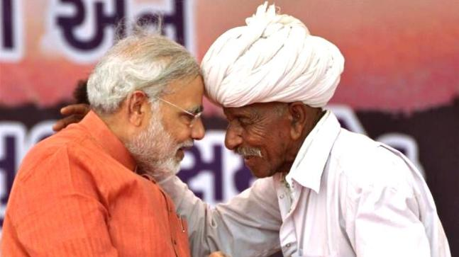 Modi's vision to boost agriculture