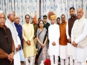 3 new ministers inducted in Madhya Pradesh cabinet