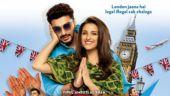 Namaste England poster: Arjun Kapoor-Parineeti Chopra take their love story from Punjab to London