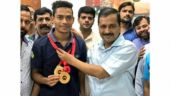 India's Usain Bolt Nisar Ahmad to soon train in the same academy as Bolt and his coach