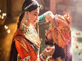 A still from Padmaavat