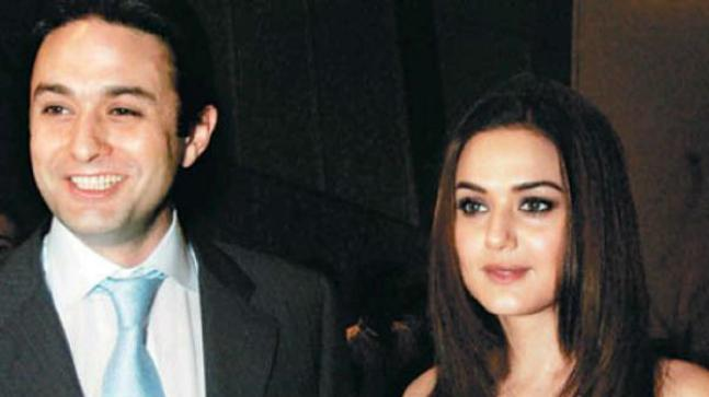 Who is ness wadia dating now