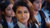 Priya Prakash Varrier in the song, Manikya Malaraya Poovi