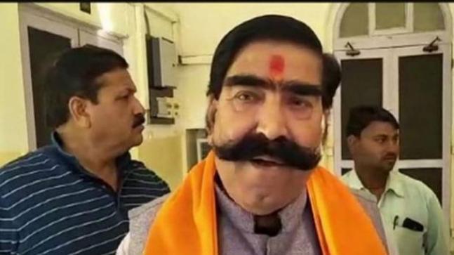 BJP MLA Gyandev Ahuja.