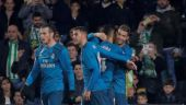 La Liga: Real Madrid outclass Real Betis in high-scoring thriller