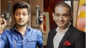 Did Riteish Deshmukh just take a dig at 'Bank Chor' Nirav Modi?