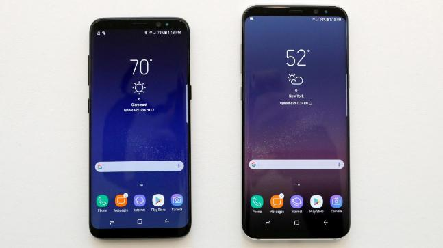 Samsung Galaxy S8, Galaxy S8+ Android 8 0 Oreo update now rolling