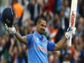 India vs South Africa: Shikhar Dhawan 1st Indian to score 100 in his 100th ODI