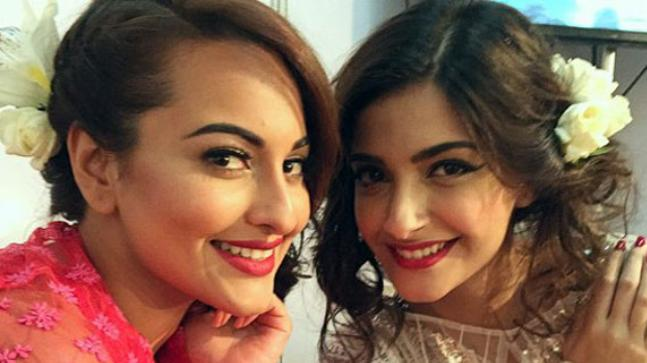 Don't remember showing attitude: Sonam apologises to Sonakshi