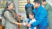 Indian Air Force organises Paralympics event for special kids in Delhi