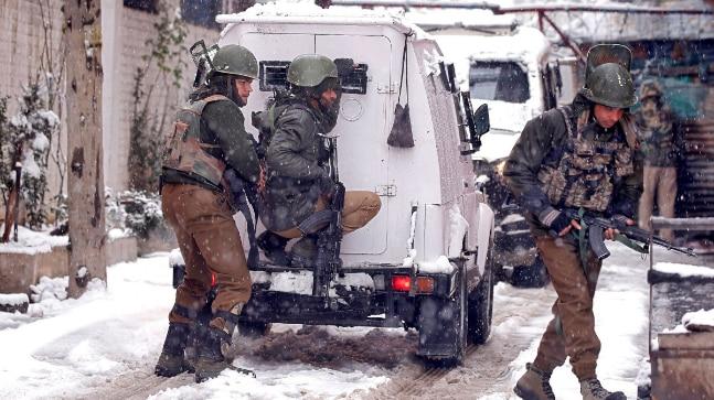 Attack foiled at Srinagar CRPF camp