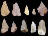 Ancient stones in India
