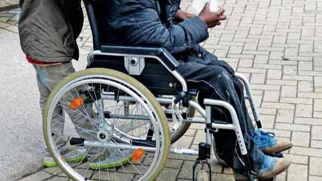 With 85 per cent disability, wheelchair-bound Mumbai student appears for board exam