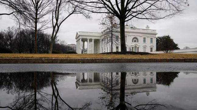 The White House. Image for representation. (Reuters)
