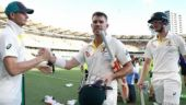 Australian cricketers want David Warner removed from team hotel after he spills champagne