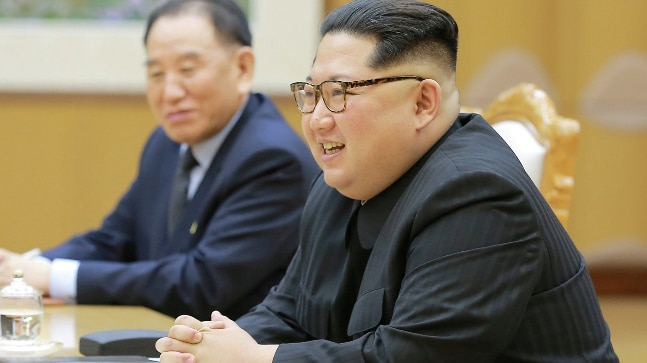Two Koreas set April 27 for Kim Jong Un's historic walk south