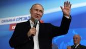 Putin wins Russia's helm in landslide victory, Kremlin critics allege contest was rigged