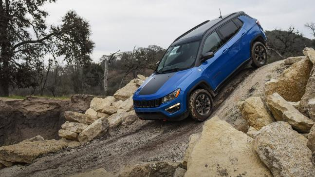 Rumour Mill: Jeep Compass Trailhawk Bookings Begin