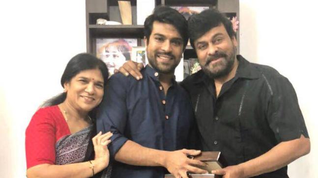 Learned it by watching dad, Rajinikanth: Ram Charan