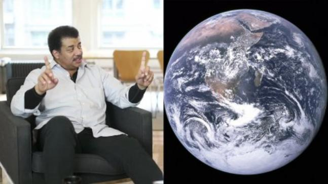 Is Earth Flat Or Round? Neil deGrasse Tyson Has The Answer