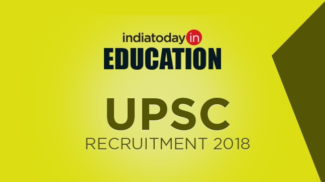 UPSC hiring for various posts: Know how to apply - Education
