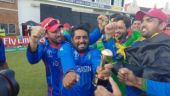 Afghanistan beat Ireland to qualify for 2019 World Cup in England and Wales