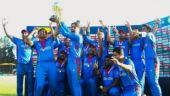 Mohammad Shahzad powers Afghanistan to victory vs West Indies in World Cup qualifier final