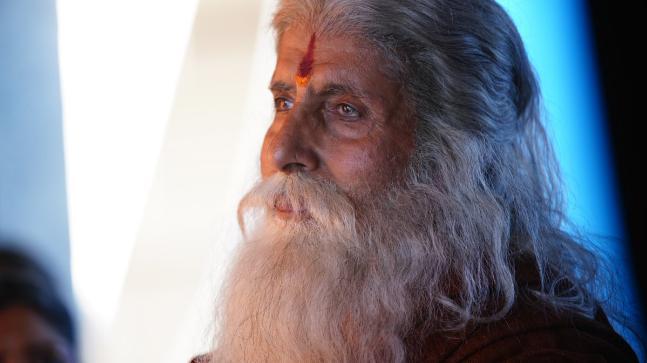 Sye Raa Narasimha Reddy new stills: Amitabh Bachchan is unrecognisable