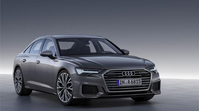 The 8th gen A6 will be available in mild-hybrid engine variants only. Audi is planning to later introduce a plug-in hybrid as 'bridge technology' to pure electric.