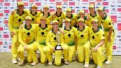 Women's T20I Final: Australia crush England after setting record total