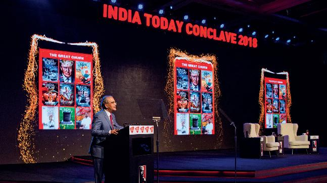 India Today Conclave 2018