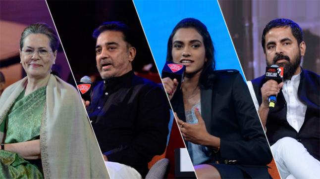 From Sonia Gandhi and Kamal Haasan to PV Sindhu and Sabyasachi: Highlights from India Today Conclave Day 1