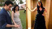 For her engagement to Akash Ambani, Shloka Mehta wore the same dress as Alia Bhatt