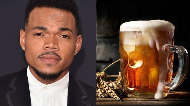 Chance the Rapper calls out ''terribly racist'' beer ad on Twitter
