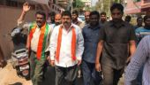 Telangana BJP protests outside CM Rao's office for remarks against PM Modi