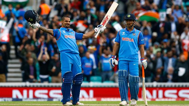 Shikhar Dhawan salary has been raised from Rs 50 lakh to Rs 7 crore annually (Reuters Photo)