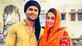 Newly-weds Dipika Kakar and Shoaib Ibrahim visit Haji Ali dargah for the first time after their wedding