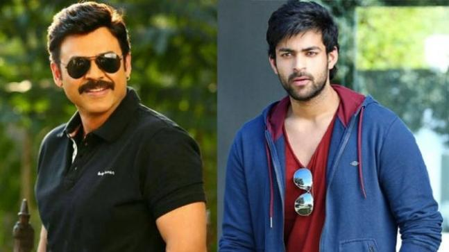 VENKATESH STRATEGY GETTING SHOCKED VARUNTEJ!