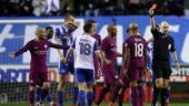 Manchester City F.C. fined for failing to control players at Wigan Athletic