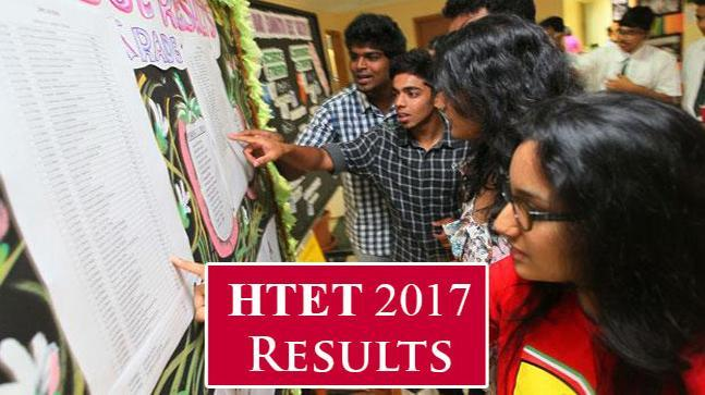 HTET December Exam Results 2017 declared at bseh.org.in: How to check