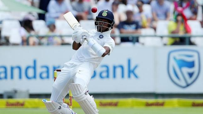Hardik Pandya struggled with the bat on South African tour (BCCI Photo)