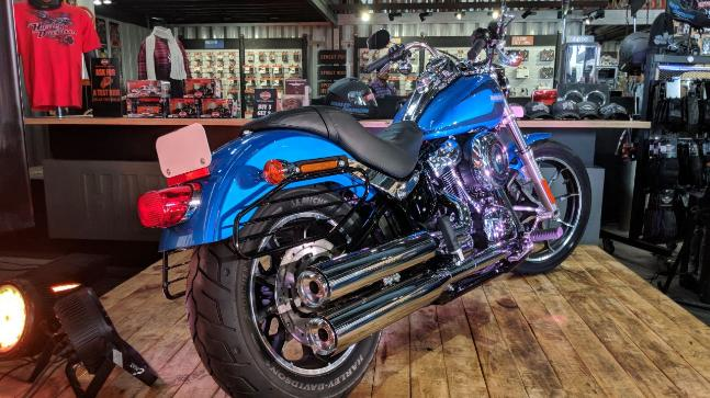 Harley-Davidson recently launched two new additions to its Softail range of motorcycles in India, the Softail Low Rider and the Softail Deluxe.