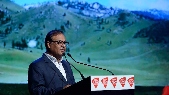Himanta Biswa Sarma at India Today Conclave 2018