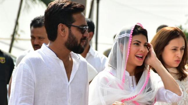 Jacqueline Fernandez was shamed for smiling at Sridevi's condolence meet