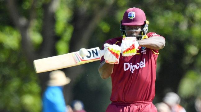 West Indies ease to 52-run victory over Ireland