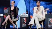 Karisma and Kareena Kapoor prove they are the best power-dressed couple there is