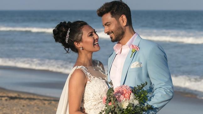 Congratulations! Keith Sequeira and Rochelle Rao surprise us with wedding news