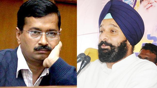 AAP's Punjab Chief Mann resigns after Delhi CM Kejriwal tenders apology letter