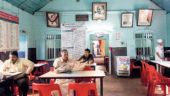 The Palaces of Memory: Tales from the Indian Coffee House is Stuart Freedman's visual journey of urban India